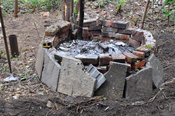 Feuerstelle Mauern feuerstelle mauern igelscout info