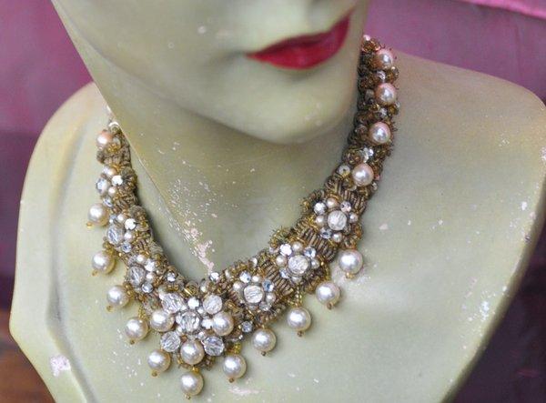 Modeschmuck perlen  Aller-Leih